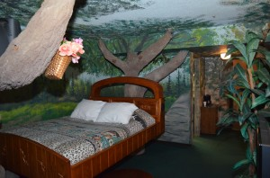 The Sherwood Forest Bed